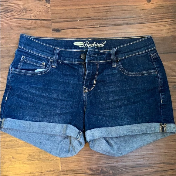Old Navy Pants - Old Navy Boyfriend Shorts